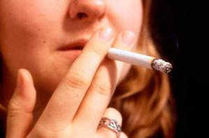 A 17-year study has revealed a high cancer risk for occasional smokers