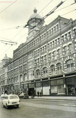 The department store in its heyday