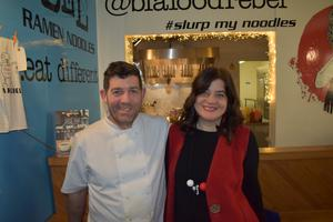 Bia Rebel is co-owned by Brian Donnelly and Jenny Holland