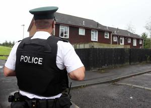 Reductions: the number of officers on the beat will be cut