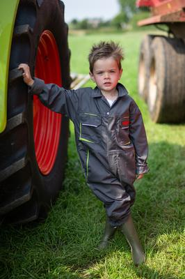 Pearse and Darragh's take on lockdown life on the farm is big hit online