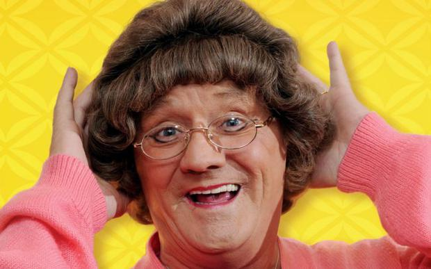 The Man Who is Mrs Brown - Brendan O'Carroll