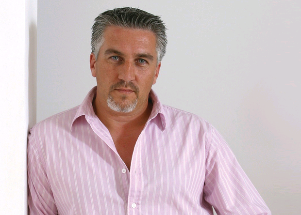 Celebrity chef Paul Hollywood is a judge on The Great British Bake Off