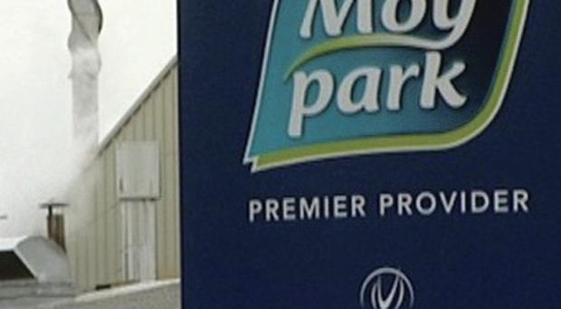 Moy Park is one Craigavon's leading firms