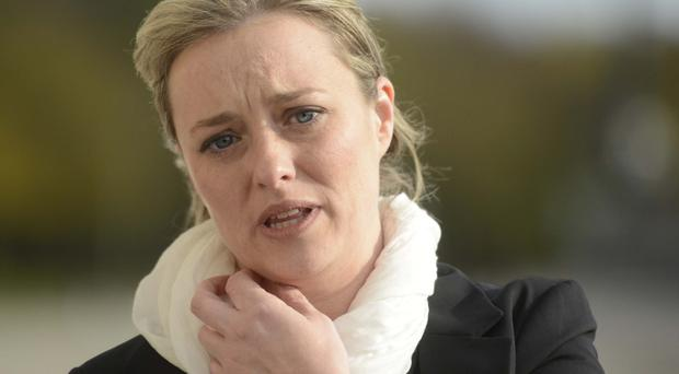 Mairia Cahill's late uncle Joe Cahill was accused of sexual abuse by a paper this weekend