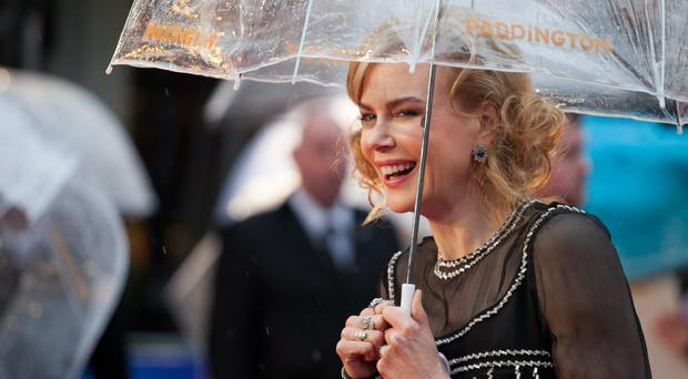 Nicole Kidman at the world premiere of Paddington at Odeon, Leicester Square, London