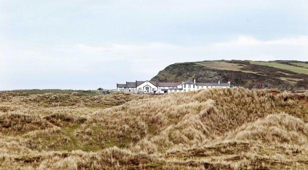 The proposed Bushmills Dunes Golf Resort that will not now go ahead