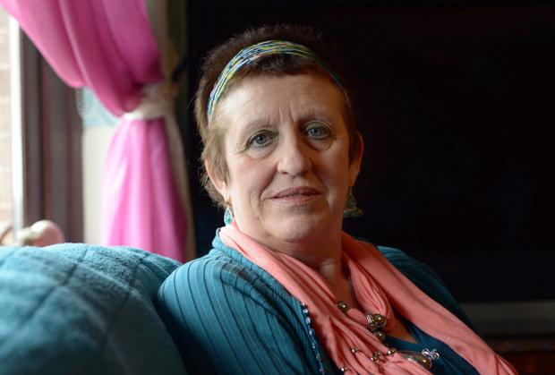 Una Crudden died after a five-year battle with ovarian cancer