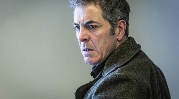 James Nesbitt as dad Tony in the final episode of the TV drama The Missing