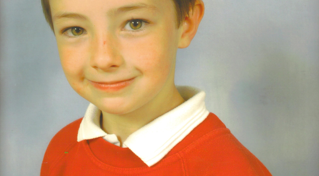 Six-year-old Jerome Mone died after a car crash in 2007