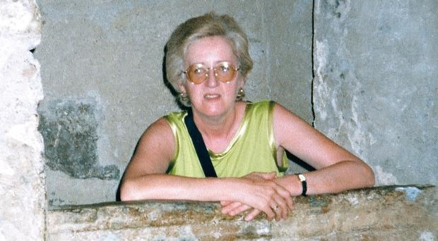 Helen Philomena Richards (63) passed away at Belfast's Royal Victoria Hospital in November 2013