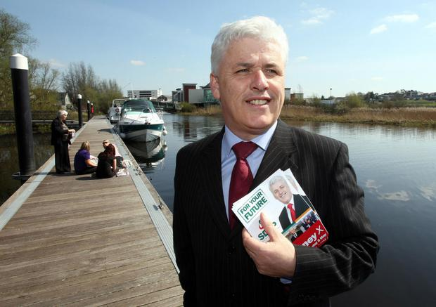 The SDLP's health spokesman Fearghal McKinney