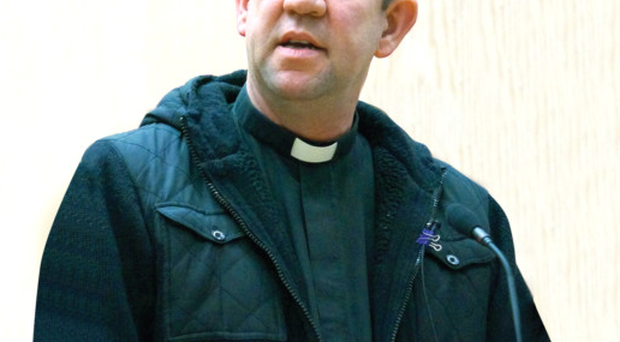 Fr Ciaran Dallat. Photograph by Brian O'Neill