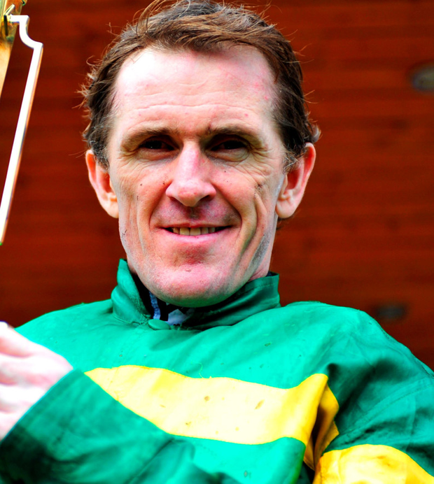 Victorious: Tony McCoy