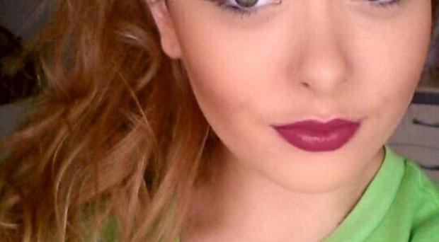 Clodagh Arbuckle is fighting for her life in the RVH Belfast