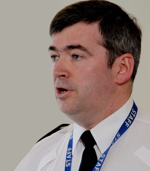 Drew Harris issued a stark warning over the challenges facing the PSNI