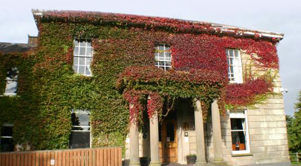 The Belmont Hotel in Banbridge, which is for sale