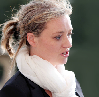Mairia Cahill says Gerry Adams has acted 'despicably'