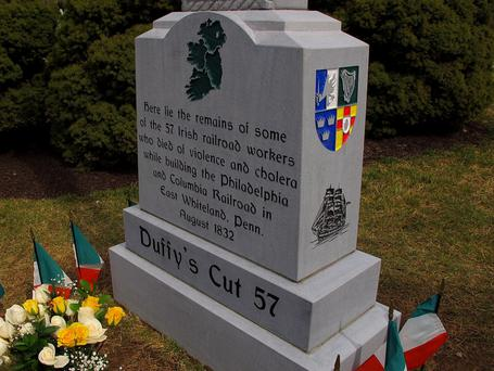 Memorial: Duffy's Cut