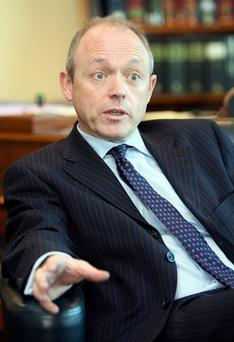 Director of the PPS Barra McGrory