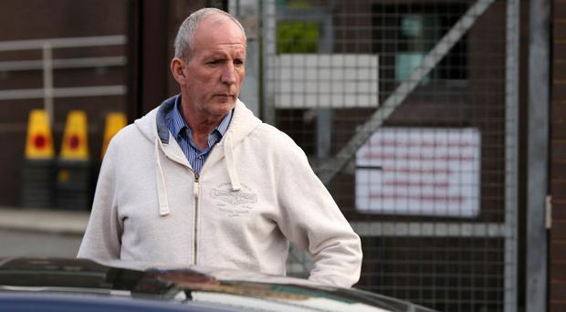 Bobby Storey is released from custody