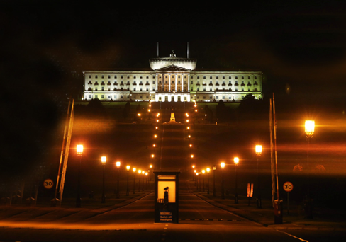 Vital support for victims of domestic violence in Northern Ireland could halted because of the Stormont political stalemate