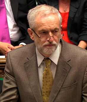 Under pressure: Jeremy Corbyn's tenure could be a short one if his critics have their way