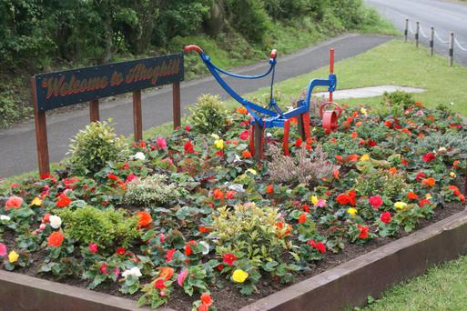 Britain in Bloom winner Ahoghill