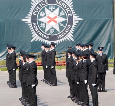 Less than 30% of applications to the PSNI are from nationalists