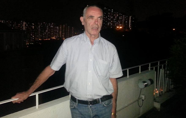 Brendan Toner has been charged with trying to smuggle drugs out of Hong Kong