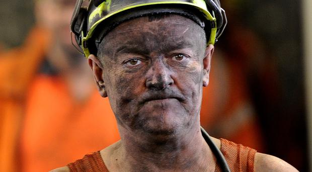 Pic of the week: Tears at end of deep coal mining in UK