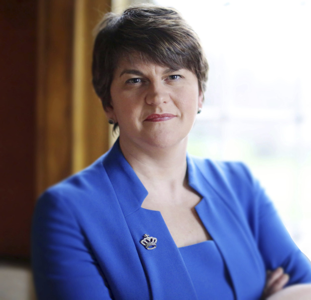 New First Minister Arlene Foster writes exclusively for the Belfast Telegraph