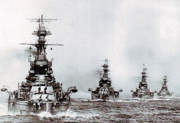 The Battle of Jutland was fought off the coast of Denmark