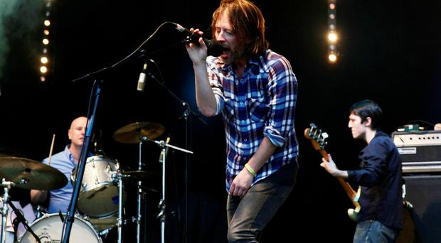 Music events such as Glastonbury (featuring Radiohead) could impact on the vote