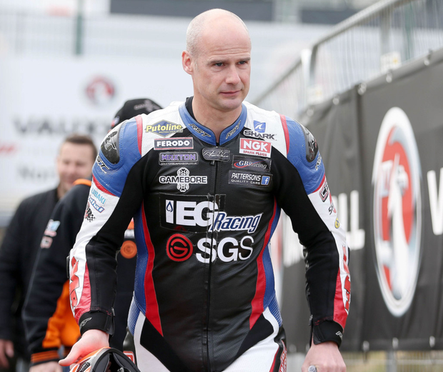 North West 200: Ryan Farquhar suffered six broken ribs and a lacerated liver after crashing in the Supertwins race