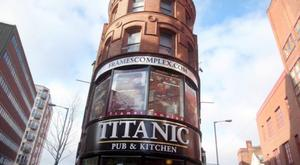 Titanic Bar and Restaurant, Donegall Street, Belfast