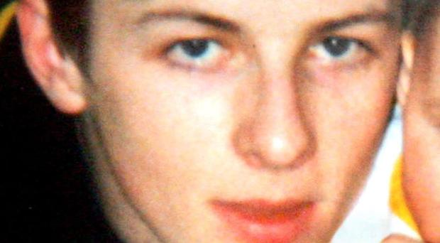 Steven Colwell 'looked mad, like he was possessed by something' as he tried to avoid a checkpoint before being shot by police on April 16, 2006 on Church Road in Ballynahinch, an eyewitness told the inquest into his death