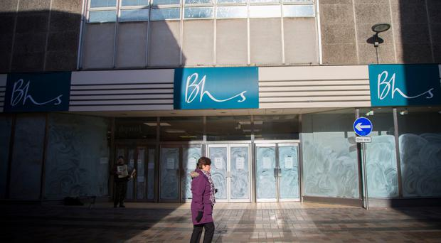The former BHS store in Belfast city centre will be split up to accommodate at least two new businesses