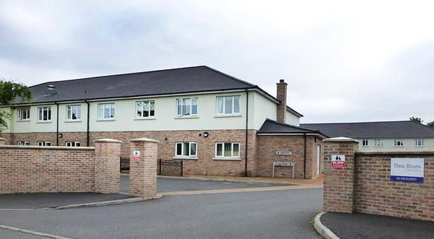 Three Rivers Care Centre in Omagh, Co Tyrone