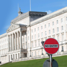 All quiet: Northern Ireland has been without a fully functioning devolved government for over a year.