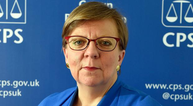 Five-year stint: Alison Saunders