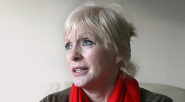 Dolours Price in her Dublin home in 2010