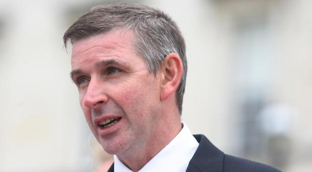 Ian Marshall is supporter of Good Friday Agreement and opponent of Brexit