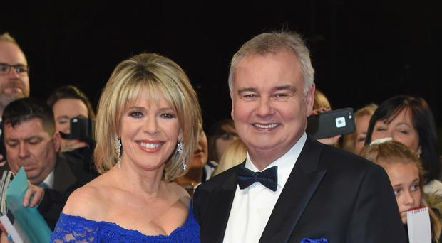 Eamonn Holmes had to pluck up the courage to tell his wife, Ruth Langsford, about his hearing aids