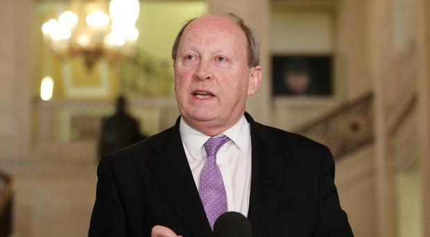 Legislation row: Jim Allister