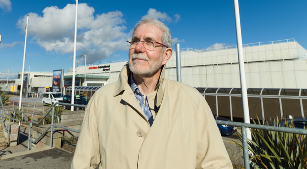 Bertie Armstrong, CEO Scottish Fishermen's Federation
