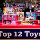 LONDON, ENGLAND - NOVEMBER 14: Top toys are displayed at a 'Dream Toys' event to unveil the top twelve toys this Christmas on November 14, 2018 in London, England. The Toy Retailers Association today announced that Hasbros Monopoly: Fortnite Edition is top of their 'DreamToys' list for Christmas 2018. (Photo by Jack Taylor/Getty Images)