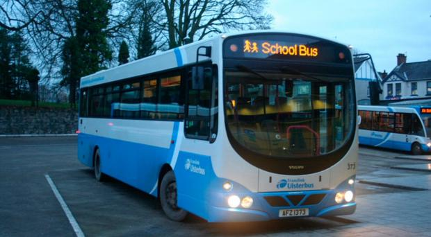 The department's free school transport strategy could change