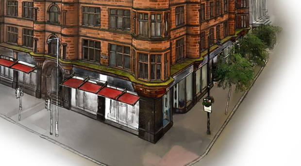 The proposed George Best Hotel in Belfast