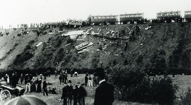 The Armagh rail disaster